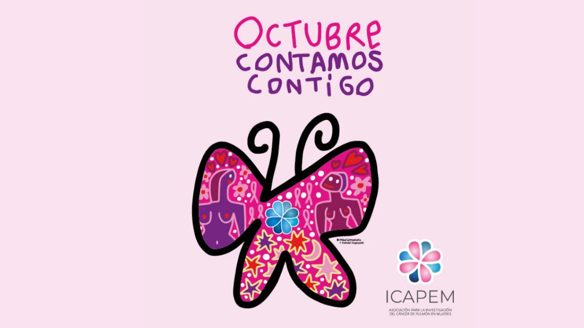 Mujeres unidas contra el cáncer, campaña de prevención