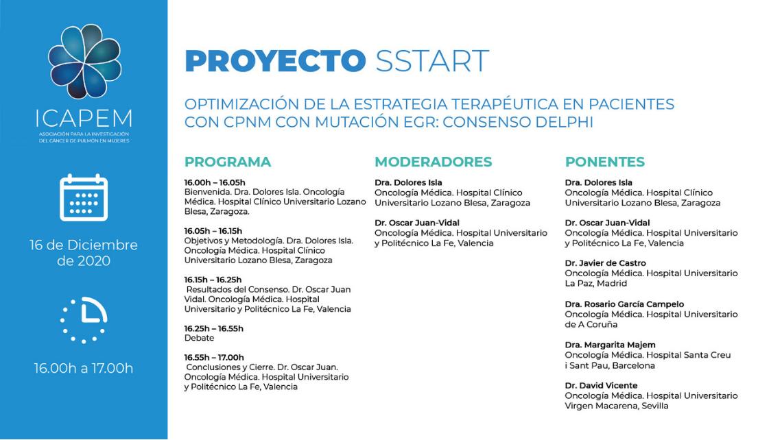 Proyecto SSTART - ICAPEM
